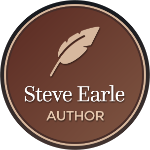 Steve Earle Author